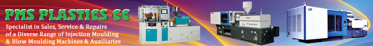 PMS Plastics - Injection Moulding Machines, Blow Moulding Machines & Auxiliaries